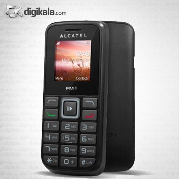 img گوشی آلکاتل وان تاچ 1011D | ظرفیت 4 مگابایت Alcatel OneTouch 1011D | 4MB