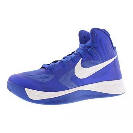 کفش بسکتبال نایک مدل Nike Hyperfuse Blue