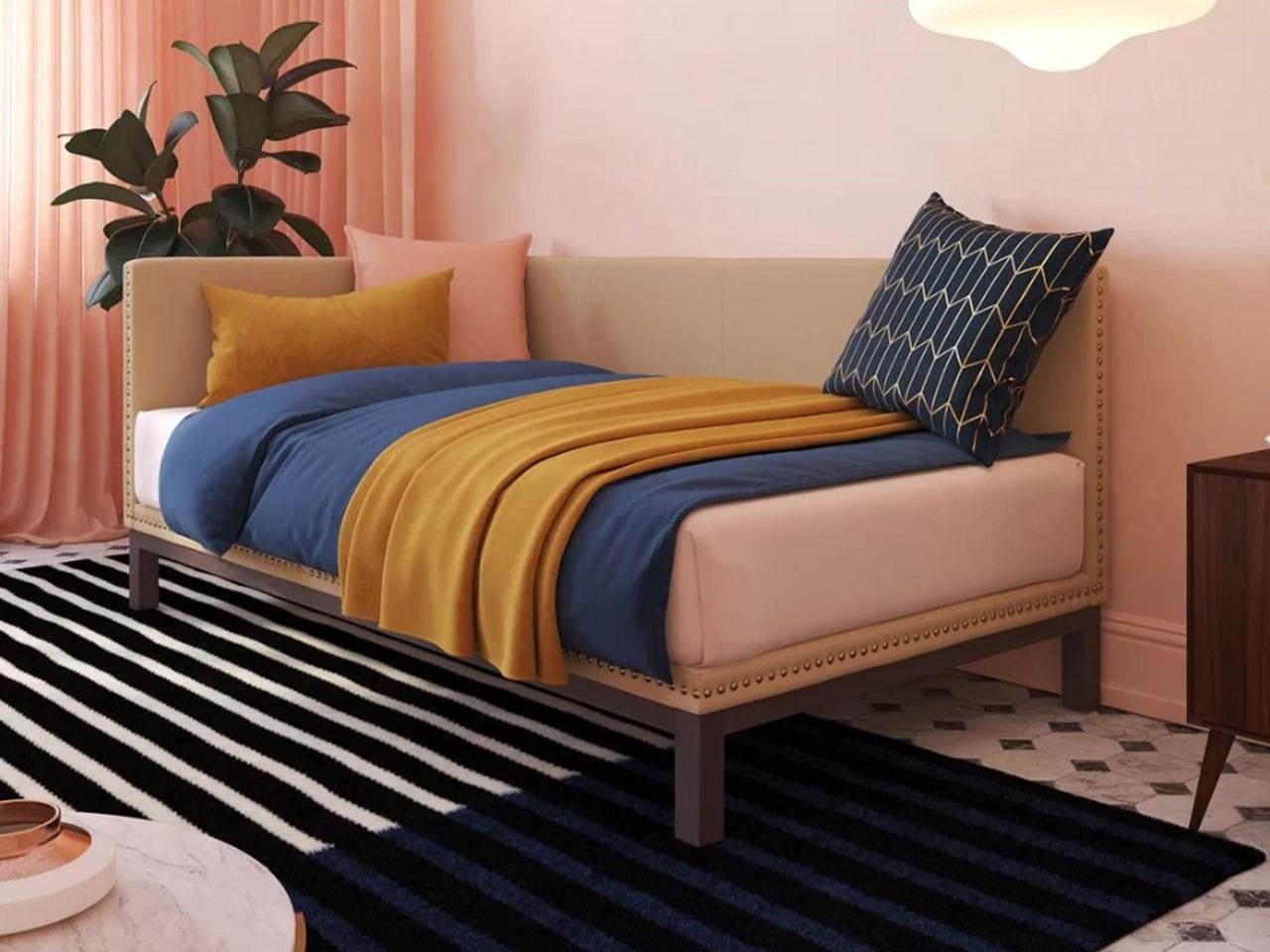 عکس تخت خواب یک نفره اسپرت BS 906  تخت-خواب-یک-نفره-اسپرت-bs-906