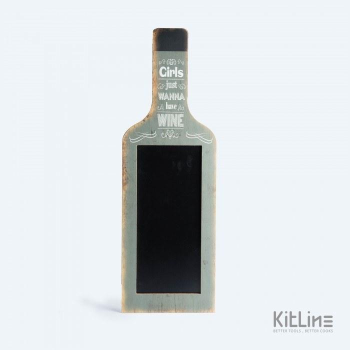 main images تخته سیاه مدل بطری سبز