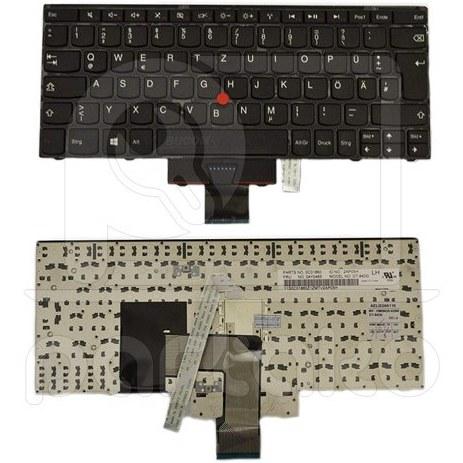 تصویر کیبورد لپ تاپ لنوو Laptop Keyboard Lenovo Thinkpad Edge E120