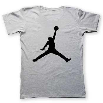تی شرت به رسم طرح مایکل جردن کد ۲۲۹