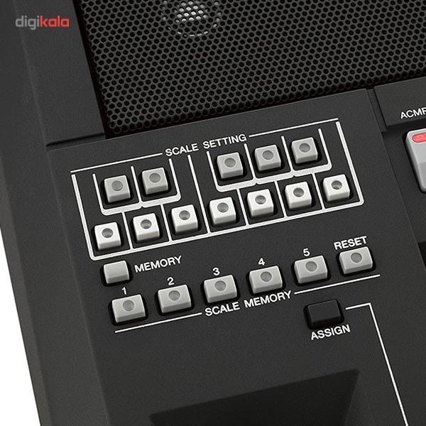 تصویر کیبورد ارنجر Yamaha یاماها PSR-A3000 آکبند