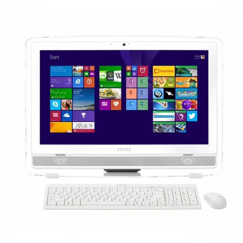 تصویر کامپیوتر همه کاره 21.5 اینچی ام اس آی مدل Pro 22E 7M - A