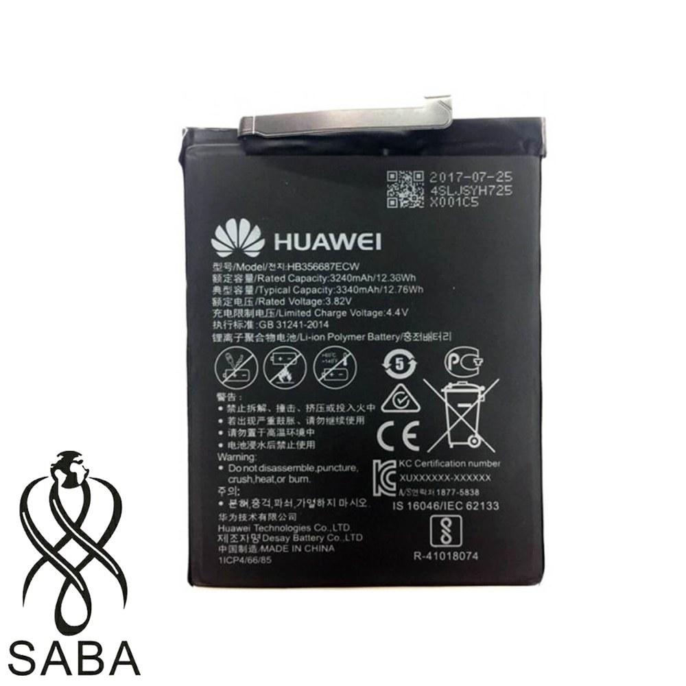 تصویر باتری اصلی گوشی هواوی Huawei nova 3i – HB356687ECW Huawei nova 3i – HB356687ECW Battery