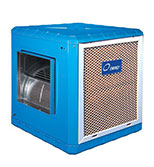 تصویر کولر سلولزی تبخیر انرژی مدل EC0550 هوادهی از بغل Energy EC0550 Evaporative Cooler Side Flow