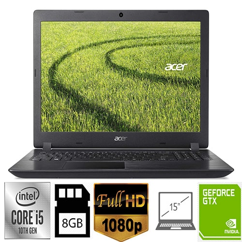 عکس Acer Aspire 3 A315 I5 10210-8-1-2G MX230 Acer Aspire 3 A315 I5 10210-8-1-2G MX230 – فروشگاه آنلاین دنیای دیجیتال شیراز acer-aspire-3-a315-i5-10210-8-1-2g-mx230