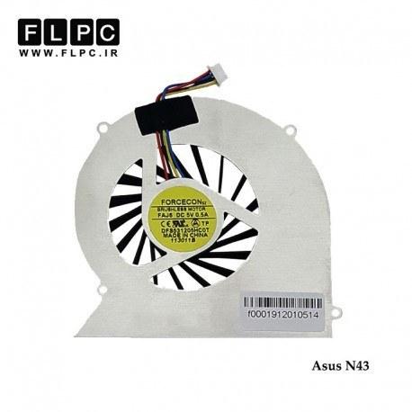 تصویر فن لپ تاپ ایسوس Asus N43 Laptop CPU Fan