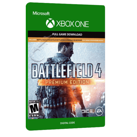 خرید بازی دیجیتال Battlefield 4 Premium Edition برای Xbox One |