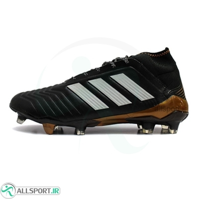 کفش فوتبال آدیداس پردیتور طرح اصلی مشکی Adidas Predator