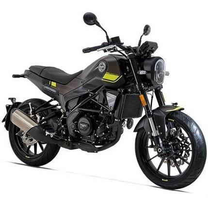 تصویر موتور سیکلت بنللی مدل Leoncino 249