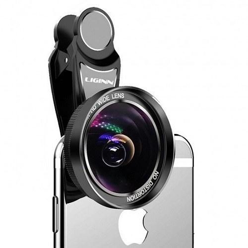 تصویر لنز دوربین موبایل 4K 18MM مدل LIGINN L-810