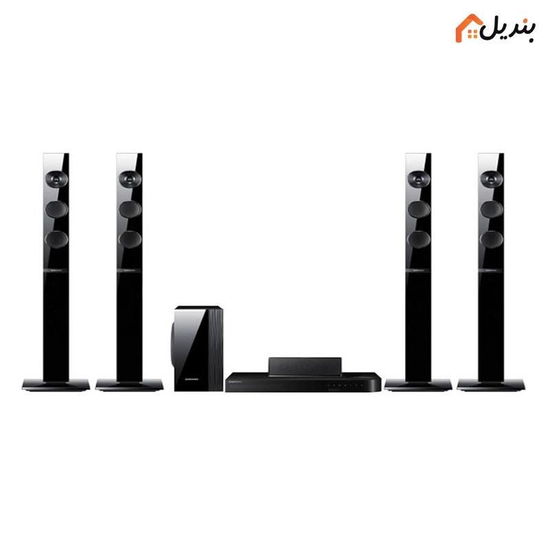 تصویر سینمای خانگی 1000 وات سامسونگ مدل HT-J5156K ا Samsung 1000 Watt Home Theater - HT-J5156K Samsung 1000 Watt Home Theater - HT-J5156K
