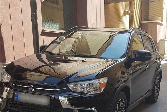 خودرو میتسوبیشی، asx، تیپ 4، 1396 |
