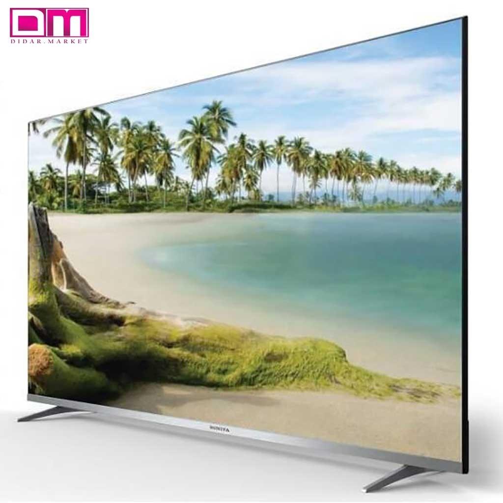 تصویر تلویزیون ۵۵ اینچ سونیا مدل S-55KD6950 SUNIYA 55KD6950