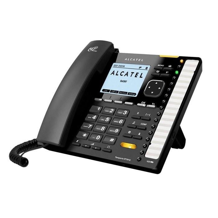 عکس تلفن تحت شبکه آلکاتل مدل 701 Alcatel 701 IP Phone تلفن-تحت-شبکه-الکاتل-مدل-701