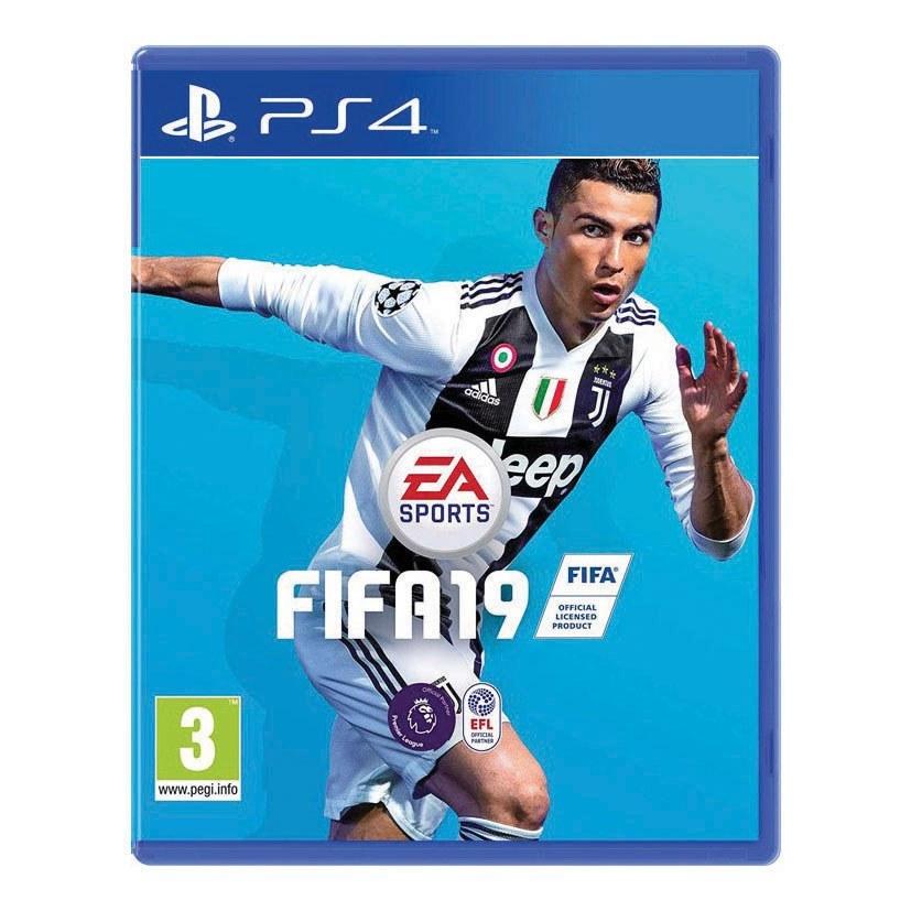عکس FIFA 19 FIFA 19 PS4 Game fifa-19
