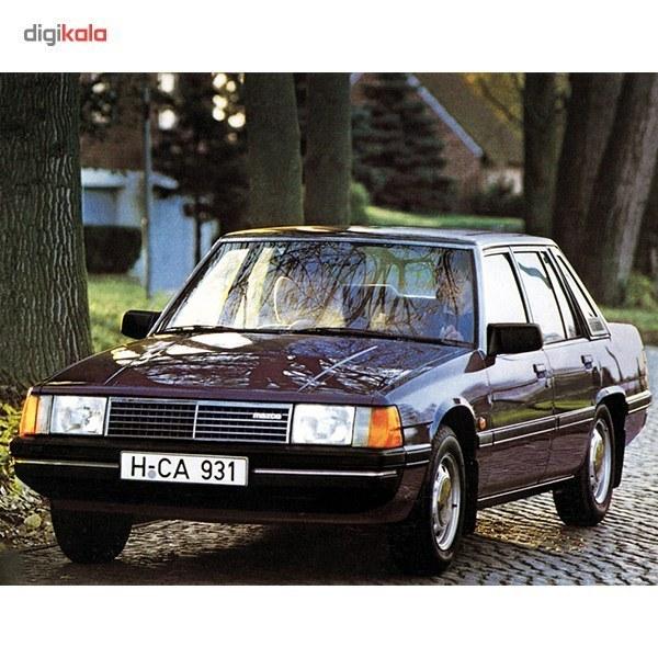 img خودرو مزدا 929 دنده ای سال 1985