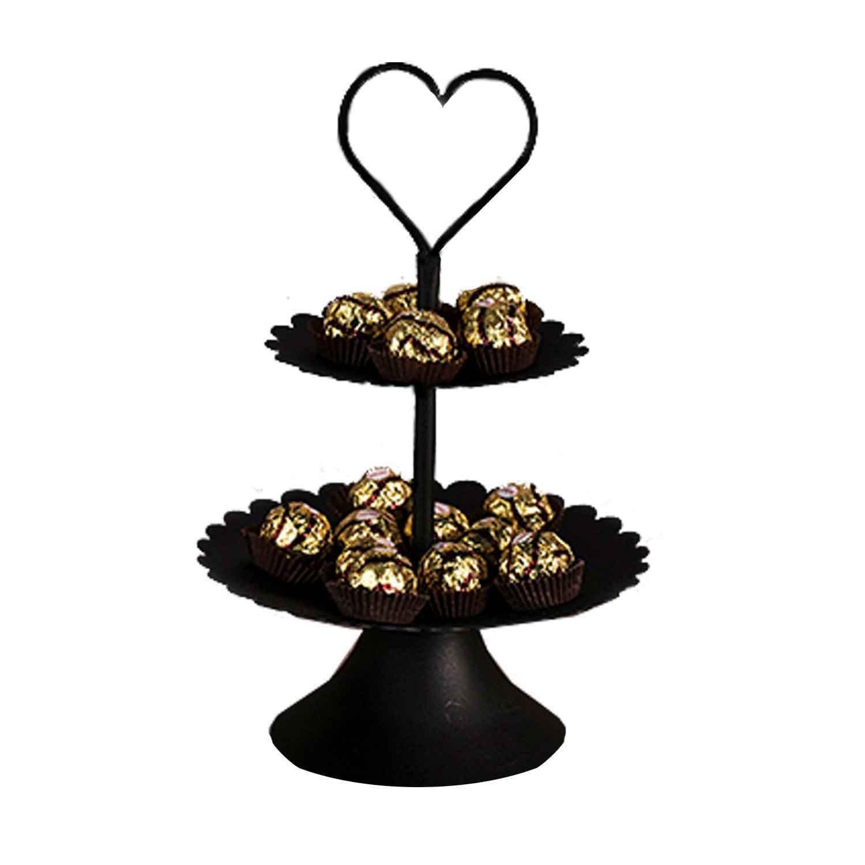 تصویر شیرینی خوری دو طبقه لوکسینه
