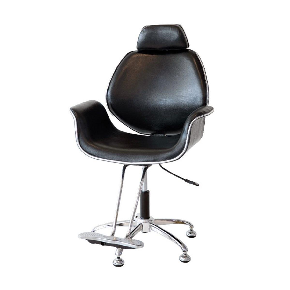تصویر صندلی آرایشگاهی کپ مدل یو U