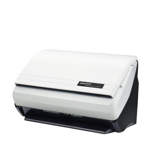 تصویر اسکنر رومیزی پلاستک مدل PN30U Plustek SmartOffice PN30U Scanner