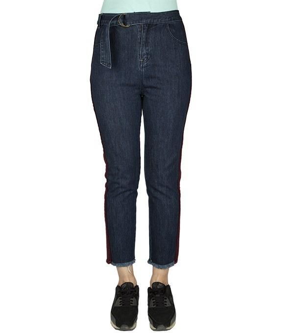 شلوار جین کوتاه زنانه جین وست Jeanswest