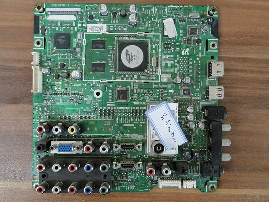 عکس مین برد تلویزیون ال سی دی سامسونگ مدل 40a550  مین-برد-تلویزیون-ال-سی-دی-سامسونگ-مدل-40a550
