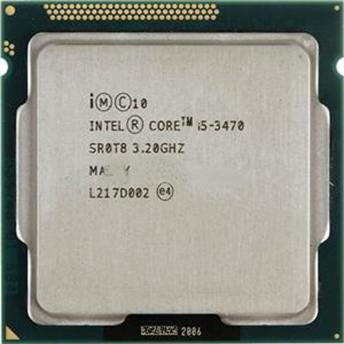پردازنده اینتل سری Ivy Bridge مدل Core i5-3470