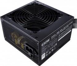 تصویر پاور 650 وات Coolermaster  مدل MWE 650 WHITE 230V V2