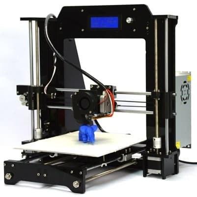 تصویر کیت پرینتر سه بعدی Prusa I3 جهت نمونه سازی سریع