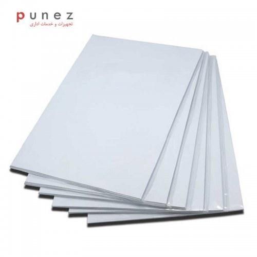 کاغذ گلاسه  250 گرم زرین سایز A3 بسته 250 عددی |