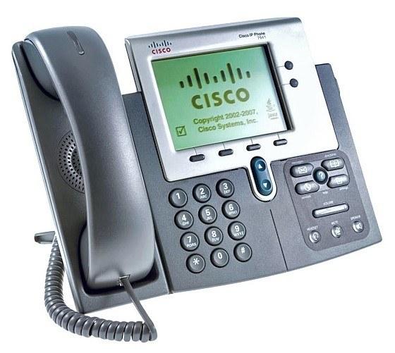 IP Phone Cisco CP-7941G