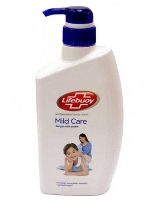 تصویر شامپو بدن Lifebuoy مدل Mild Care