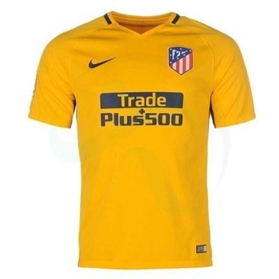 پیراهن دوم اتلتیکومادرید Atletico Madrid 2017-18 Away Soccer Jersey