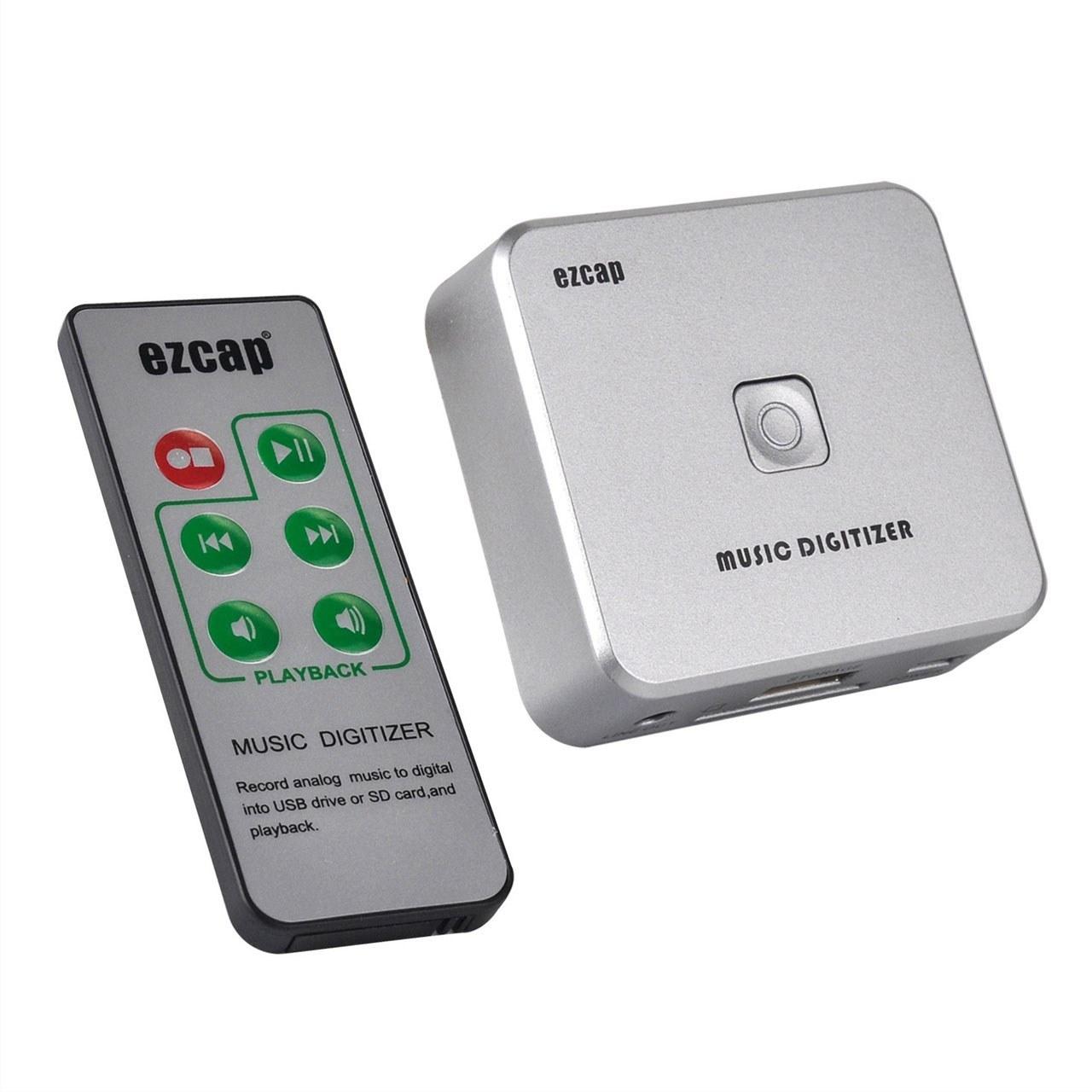 دستگاه ضبط صدا EZcap 241