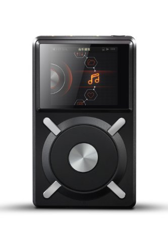 تصویر پخش کننده موسیقی بدون کیفیت FiiO X5 با وضوح بالا