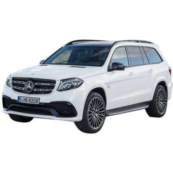 خودرو مرسدس بنز GLS 63 AMG اتوماتیک سال 2016 | Mercedes Benz GLS 63 AMG 2016 AT
