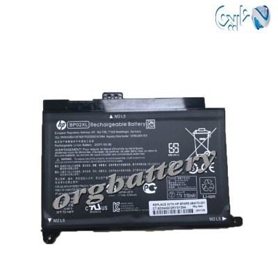 تصویر باتری لپ تاپ اچ پی مدل Battery Orginal HP BP02XL