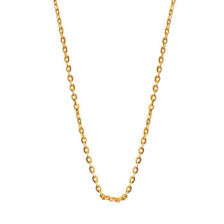 زنجیر طلا 18 عیار زنانه کد 1906 |
