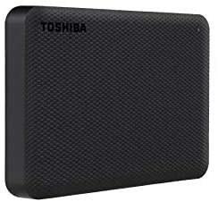 تصویر Toshiba Canvio Advance 4TB Portable External Hard Drive USB 3.0، Black - HDTCA40XK3CA Toshiba Canvio Advance 4TB Portable External Hard Drive USB 3.0, Black - HDTCA40XK3CA