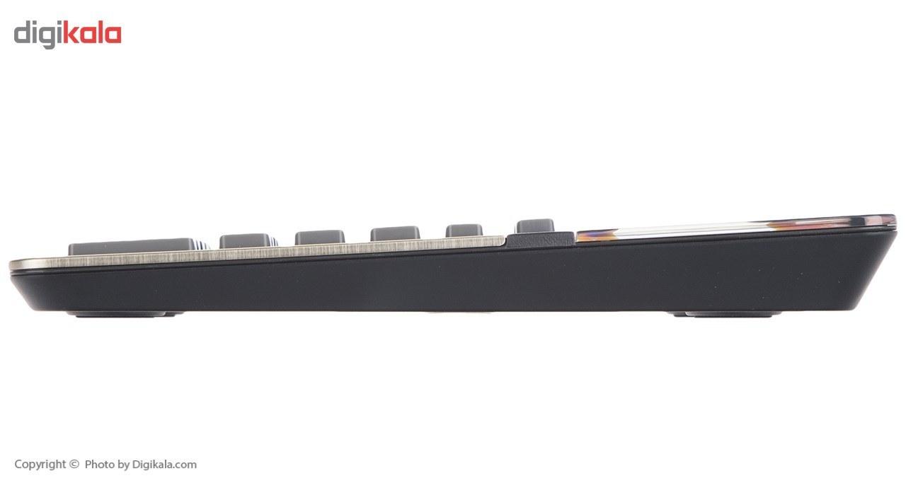 img ماشین حساب کاسیو مدل JS-40B Casio JS-40B Calculator