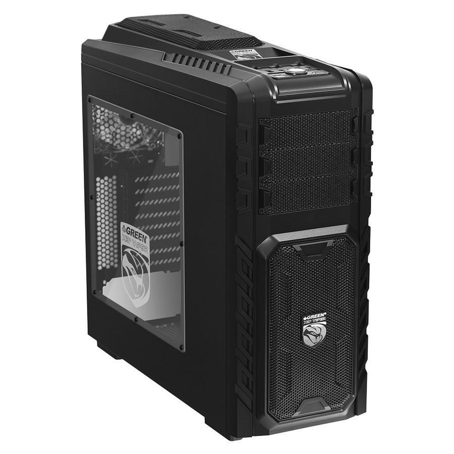 کیس ایکس ۳ پلاس وایپر گرین | Green X3-Plus-Viper