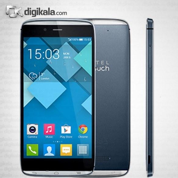 img گوشی آلکاتل آیدل آلفا 6032X | ظرفیت 16 گیگابایت Alcatel Idol Alpha 6032X | 16GB