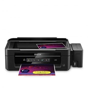 عکس پرینتر چندکاره جوهر افشان اپسون L355 Epson L355 Multifunction Inkjet Printer پرینتر-چندکاره-جوهر-افشان-اپسون-l355
