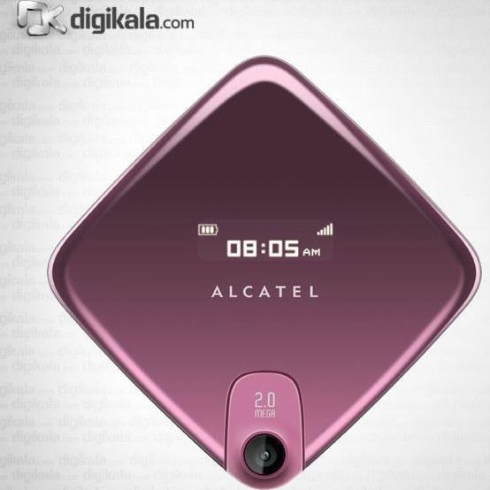 img گوشی آلکاتل OT 808   ظرفیت 80 مگابایت Alcatel OT-808   80MB