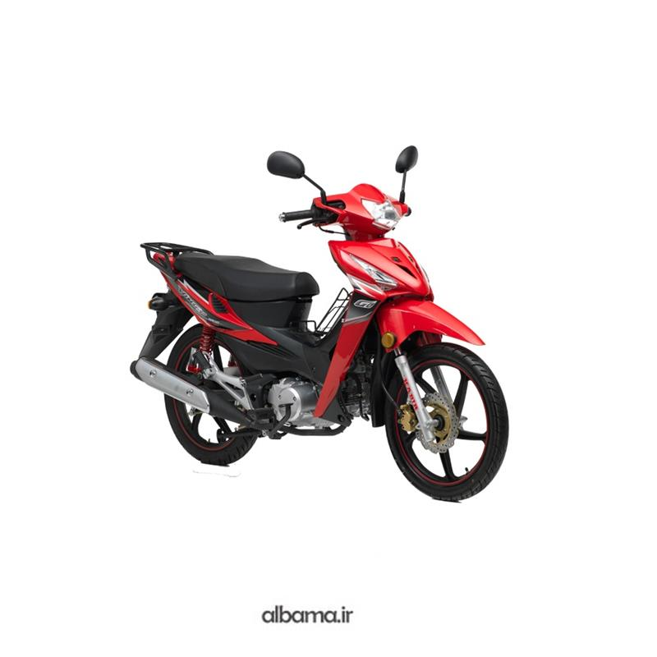 موتور سیکلت KMB 125 کبیر