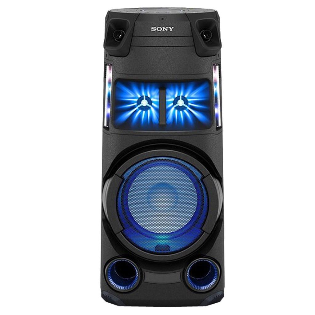 تصویر  سیستم صوتی سونی  V43 Stylish Sony SHAKE MHC-V43D audio system