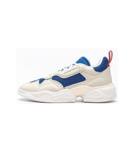 کتانی رانینگ مردانه آدیداس Adidas Super Court RX White Blue