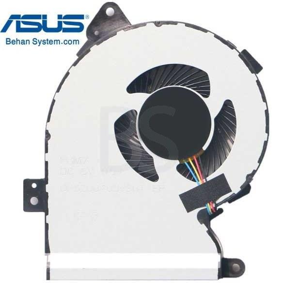 تصویر فن پردازنده لپ تاپ ASUS مدل F540 چهار سیم