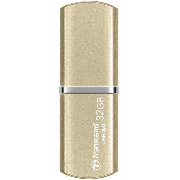 تصویر فلش مموری 32 گیگابایت ترنسند Transcend مدل JetFlash 820G USB 3.0